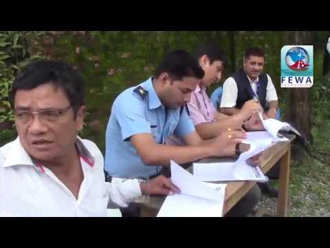 स्मार्ट लाइसेन्सको ट्रायल यातायात Yatayat  व्यबस्था कार्यालय गण्डकी Fewa Television Hd
