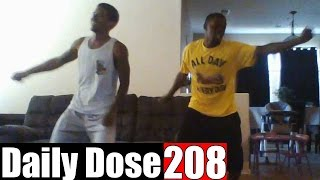 MAV AND JUICE LEARN THE HIT THE QUAN DANCE! - #DailyDose Ep.208 | #G1GB