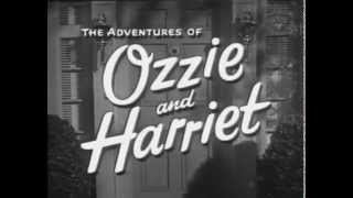 The Adventures of Ozzie and Harriet - Busy Christmas (1956)