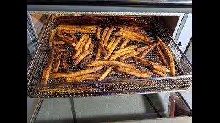 Frozen French Fries, Air Fryer   Cuisinart Digital Toaster Oven