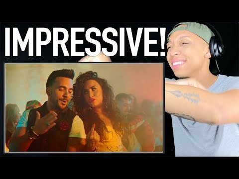 Luis Fonsi, Demi Lovato - Échame La Culpa | (REACTION)