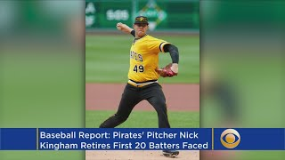 Baseball Report: Pirates