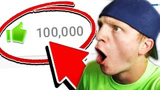 IF THIS VIDEO GETS 100,000 LIKES I WILL...