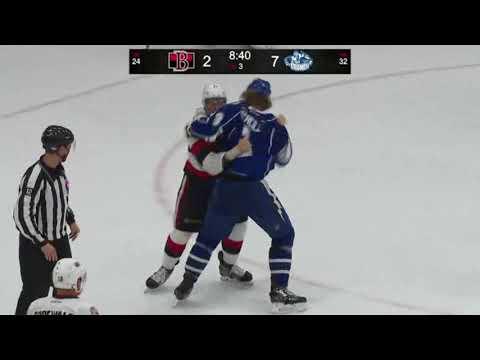 Reid McNeill vs Max McCormick