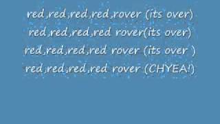 Red Rover - Lyrics