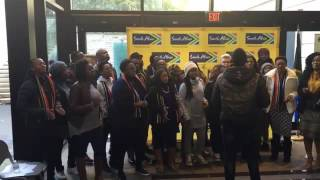 Joyous Celebration at the South Africa Embassy in Washington DC