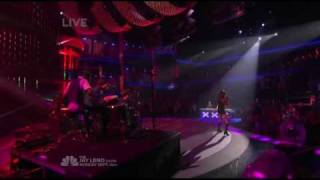 """Ashley Tisdale - """"It's Alright, It's Ok"""" Live at America's Got Talent [19-08-09]"""