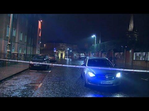 Β. Ιρλανδία: Περίεργο περιστατικό με παγιδευμένο όχημα
