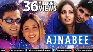 Ajnabee  Bollywood Full Movie  Akshay Kumar  Bobby Deol  Kareena Kapoor  Bipasha Basu