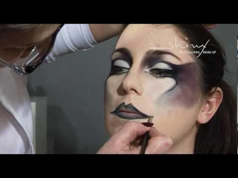 Αποκριάτικο μακιγιάζ: Μάγισσα