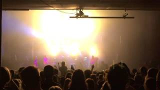 Sticky Fingers - Just For You @ Enmore 24/10/15