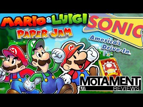 Looking To Buy Mario Luigi Paper Jam Sonic Kids Meal Toys
