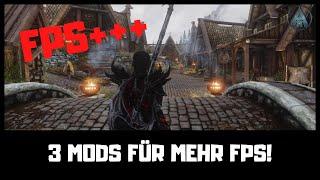 Die besten Skyrim PERFORMANCE & FPS Mods