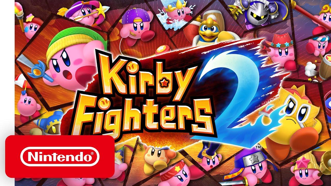 昨日在Play Nintendo提前被公佈的《卡比鬥士 2》今日公佈了宣傳影像,目前已經可以在eShop購買,支援中文 Maxresdefault