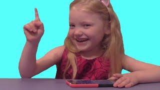 Челлендж Попробуй не подпевать. Try Not To Sing Along Challenge. Video for kids.