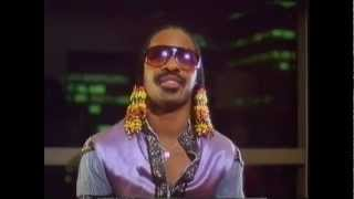 Stevie Wonder Talks About Blindness