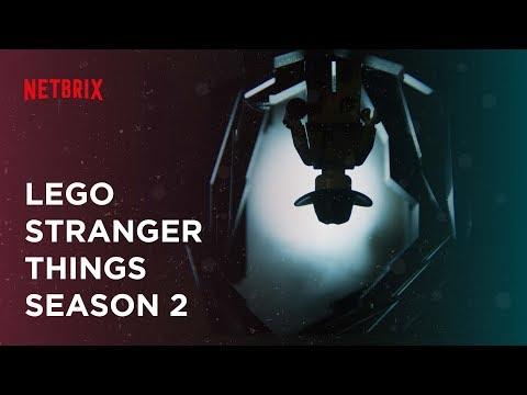 《怪奇物語》第二季全季故事樂高版懶人包影片出爐