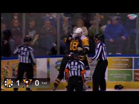 Andrey Pedan vs. Kenny Agostino