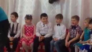 Детский сад-конкурс для пап!
