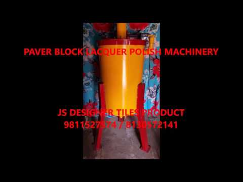 Mini Lacquer Polish Making Machine