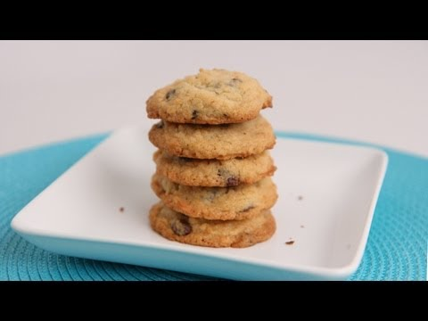 Coconut Chocolate Chip Cookies Recipe – Laura Vitale – Laura in the Kitchen Episode 544