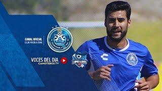 Camoteros TV l Voces del Día l Cáceres & Claudio Pérez
