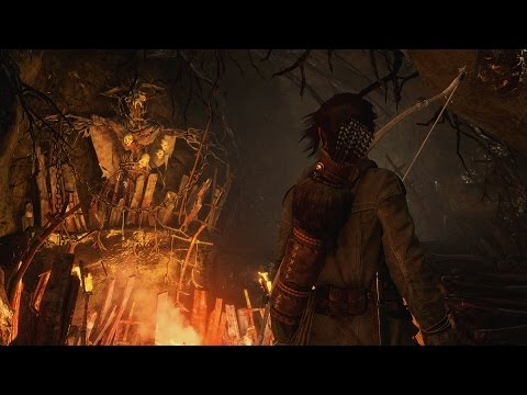 Rise of the Tomb Raider - Baba Yaga: The Temple of the Witch Trailer thumbnail