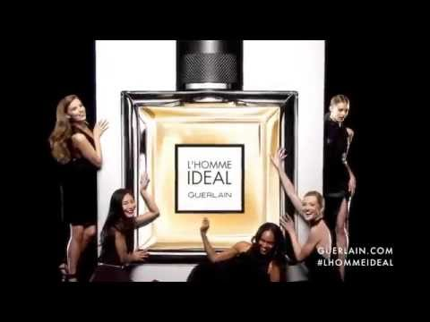 Guerlain Commercial for Guerlain L'Homme Ideal (2014) (Television Commercial)