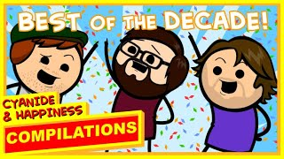 Cyanide & Happiness Compilation - Favorites of The Decade