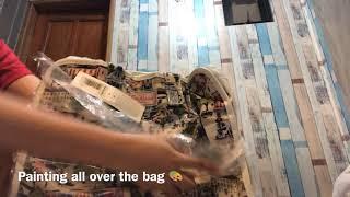 Unboxing Cath Kidston Bag    Lazada