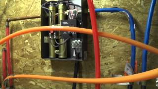 Potable Water System with Tankless Hot Water Heater