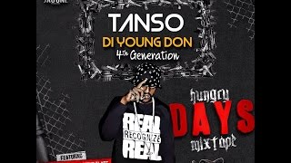 DJ FearLess – Tanso – Hungry Days Mixtape (Noveber 2015)