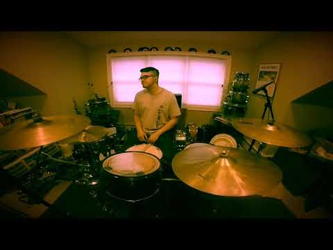 Weezer - Stand By Me - Drum Cover by Hugh Jeffries