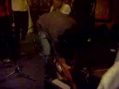Fawell Solano y Kiko Ramos en Macondo Bar (2)