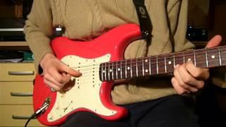 Mark Knopfler - Golden Heart (Instrumental Guitar Cover)