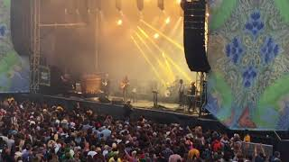 """Fleet Foxes """"He Doesn't Know Why"""" Outside Lands August 11, 2017"""