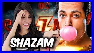 REACCIÓN AL TRAILER | Shazam - ¿Salvará el universo de DC?