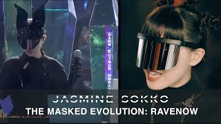"Jasmine Sokko: The Masked Evolution   ""Rave Now"""