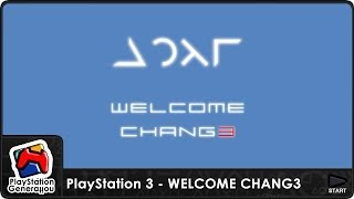 PlayStation 3 - WELCOME CHANG3 (2005)