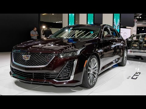AWESOME! CADILLAC CT5 2020 PRICE