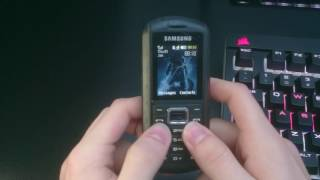 Skyrim theme song but it's played on an old samsung phone