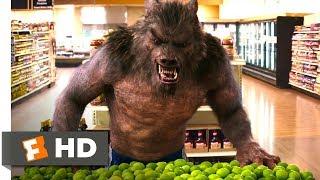 Goosebumps (6/10) Movie CLIP - Werewolf On Aisle 2 (2015) HD