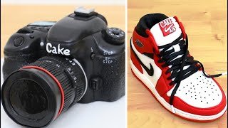 AMAZING Cakes That Looks Like Real Things  COMPILATION