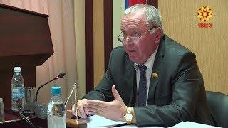 Проекты законов обсудили на заседании Комитета Государственного Совета Чувашии