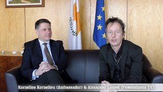 Kornelios Korneliou - Ambassador