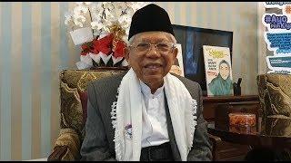 Kiai Haji Ma'ruf Amin: Mudah-mudahan Tribunnews.com Terus Jaya dan Sukses