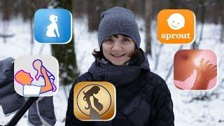 Приложения для беременных на iPhone