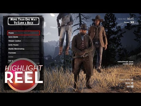 Red Dead Online Posse Drops In