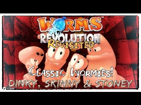 Classic Wormies | Reloaded Revisited #4