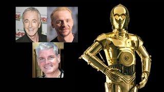 Comparing The Voices - C-3PO